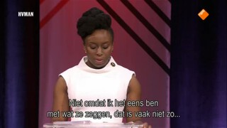 Breek de stilte, door Chimamanda Ngozi Adichie