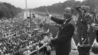 Herdenking Moord Martin Luther King - Herdenking Moord Martin Luther King