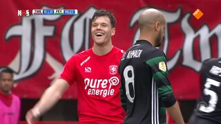 Samenvatting Twente - Feyenoord