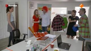 Michelle en de clown