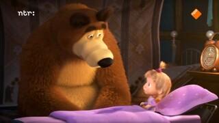 Masha's sprookjes Kun je niet slapen?