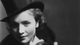 Close Up - Marlène Dietrich - Twilight Of An Angel