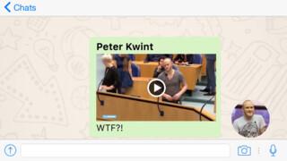 Je suis Peter Kwint