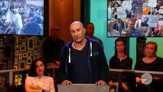 Rachid Benhammou over Rif