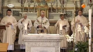 Eucharistieviering Friezenkerk Rome