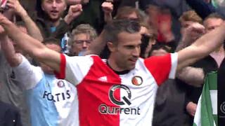 Samenvatting Feyenoord - FC Utrecht