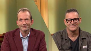 VPRO Boeken Peter Verhelst en Peter Middendorp