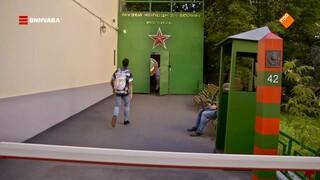 Maurice ontdekt Bunker 42 in Moskou