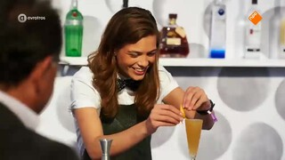 Tess Posthumus is de beste cocktail maker van de wereld