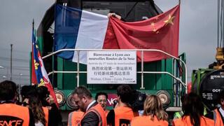 Nederland spint garen bij Chinese zijderoute