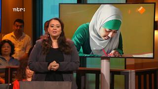 Bouchra Dibi is trots op moslima's