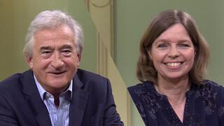 Katja Happe en Antony Beevor