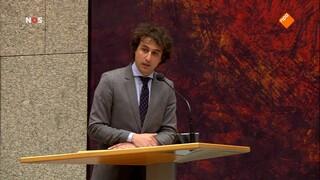 Motie van afkeuring tegen Rutte