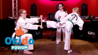 Kinderen Voor Kinderen - Okido Podium Aflevering 4 - Masterclasses