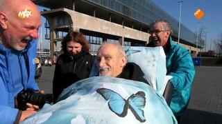 Help Stichting Vaarwens aan een nieuwe boot