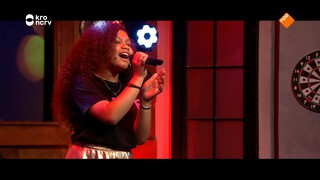 YOSINA (THE VOICE KIDS) - JIJ BENT DE LIEFDE (Live @ Zapplive)