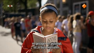 Nos Documentaire Nationale Herdenking - In De Rij Voor Anne Frank