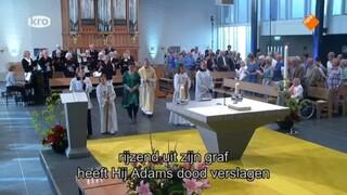 Eucharistieviering - Eurovisieviering Hemelvaartsdag