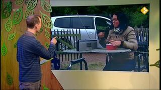 De Buitendienst van nieuws uit de natuur Broodje couscous