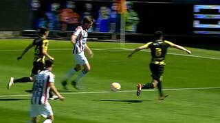 Samenvatting Willem II - Vitesse