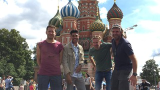 Moskou & India