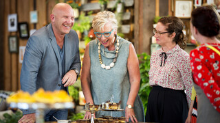 The Great Australian Bake Off - Chocolade