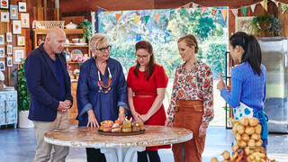 The Great Australian Bake Off - Deeg