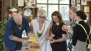 The Great Australian Bake Off - Internationaal