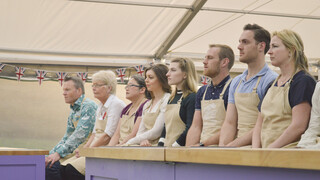 The Great British Bake Off Koek