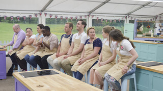 The Great British Bake Off - Karamel