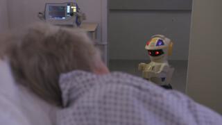 Robots die het werk overnemen
