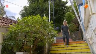 Geraldine bezoekt de hoofdstad van Goa: Panaji