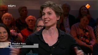 Componist des Vaderlands Mayke Nas