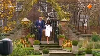 'Gewoon' huwelijk Harry en Meghan vooral PR?