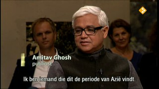 Buitenhof Amitav Ghosh, Louise Fresco, Marianne Thieme