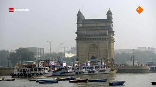 Geraldine bezoekt het Taj Mahal Palace Hotel in Mumbai