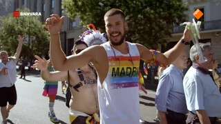 Nienke bezoekt de Gay Pride in Madrid!