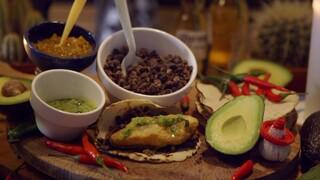 Koken Met Van Boven - Tortilla's Met Salsa