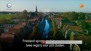 Lonely Planet zet Friesland in de schijnwerpers