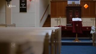 Rel tussen Joodse gemeenschap en horecaondernemer om synagoge