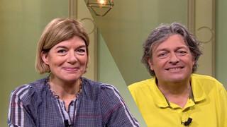 VPRO Boeken Claire Messud en Henkjan Honing