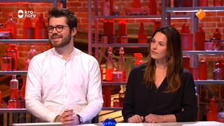 Keuringsdienst Van Waarde Quiz - Patissiers & Kookboekenschrijvers