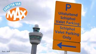 Veel problemen bij valet-parking op Schiphol