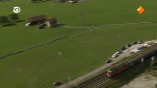 Rail Away Zwitserland: Flüelen - Göschenen - Realp - Furka