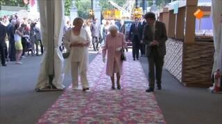Blauw Bloed - Kroonprins Frederik 50 Jaar En Staatsbezoek Aan Luxemburg