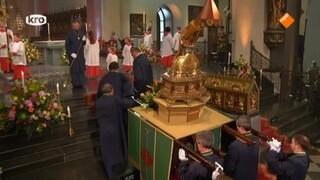 Eucharistieviering Heiligdomsvaart Maastricht