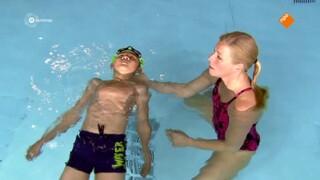 zwemteam, aflevering 2