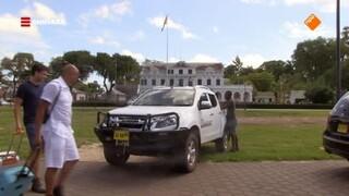 De Gevaarlijkste Wegen Van De Wereld - Suriname