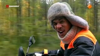 Maurice duikt de Zweedse wildernis in