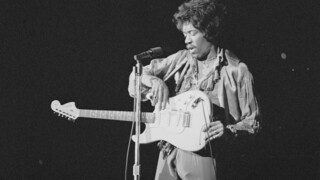 Club van 27: Jimi Hendrix: Hear My Train a Comin'